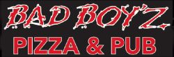 Bad Boyz Pizza & Pub logo