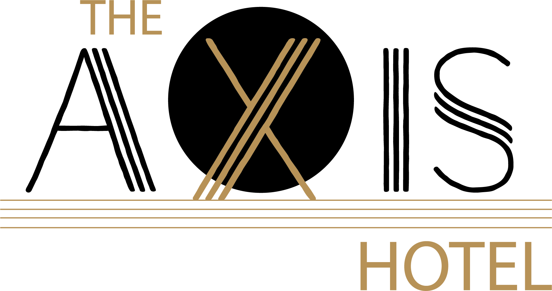 The Axis Hotel logo