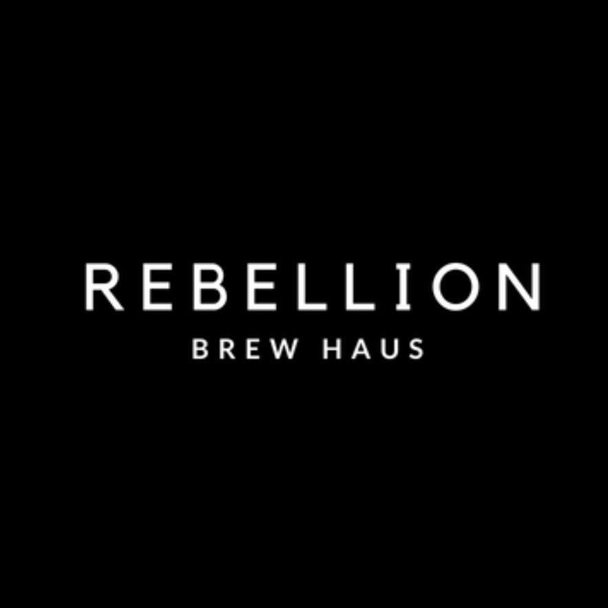 Rebellion Brew Haus logo