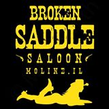Broken Saddle logo