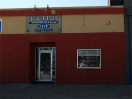 Fried Chiropractic business photo