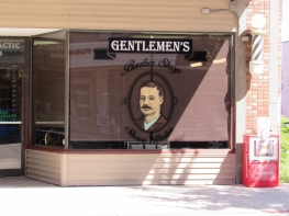 Gentlemen's Barber Shop and Shave Parlor business photo