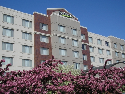 Radisson on John Deere Commons business photo